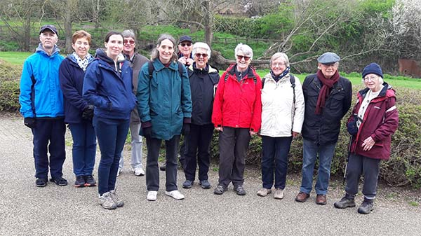 The Loughton Walking Group