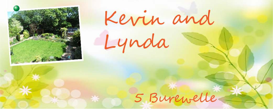A garden by Kevin and Lynda